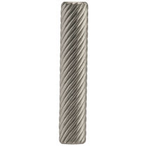 Solid pin / knurled