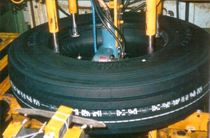X-ray inspection machine / for tires