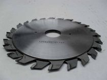 Circular saw blade / TCT / for wood / double scoring