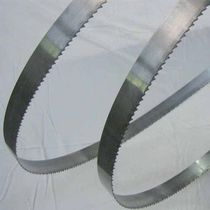 Bandsaw blade / carbide / steel / for wood