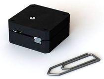 In-line piezoelectric actuator