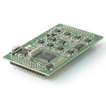 DC motion controller / for piezoelectric units / embedded