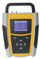 Biogas analyzer / gas / temperature / portable