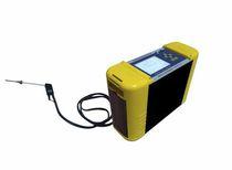 Gas analyzer / exhaust gas / sulfur / oxygen