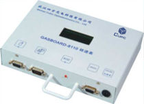 Non-contact tachometer / benchtop / digital / with LED display