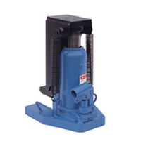 Hydraulic jack / machinery toe