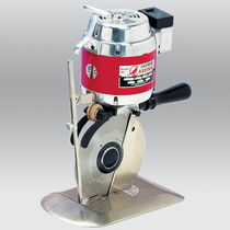 Rotary blade cutting machine / portable / manual