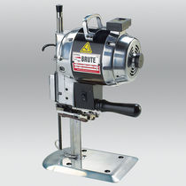 Fabric cutting machine / straight-knife / hand-held