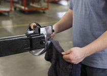 Fabric cutting machine / knife / heavy-duty / precision