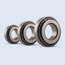 Tapered roller bearing / radial