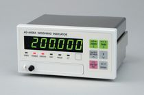LED display weight indicator / panel-mount / IP65