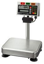 Platform scale / with LCD display / stainless steel / waterproof