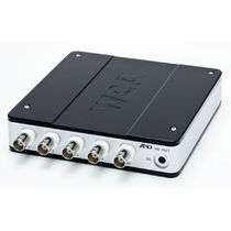 Spectrum analyzer / for integration / four-channel / FFT