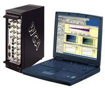 Audio analyzer / noise / portable / multi-channel