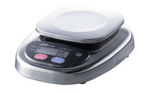 Benchtop scale / with LCD display / stainless steel / waterproof