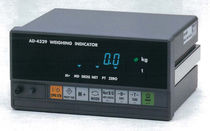 Digital weight indicator / DIN rail / waterproof