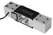 Single-point load cell / beam type / strain gauge