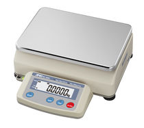 Precision scale / benchtop / with LCD display / stainless steel