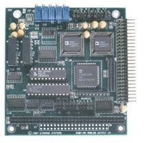 Analog output module