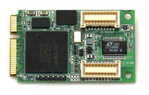 Analog I O module / rugged / configurable / programmable