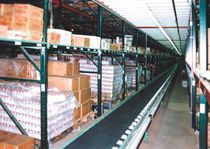 Picking storage shelving / drive-in pallet / push-back / flow