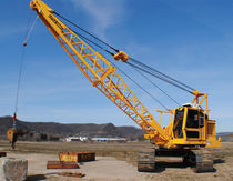 Lattice crane / crawler / lifting