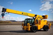 Mobile crane / telescopic / all-terrain / lifting