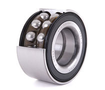 Ball bearing / radial / steel / large
