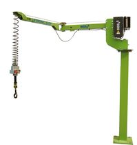 Manipulator with hook / for tools / handling / self-balancing