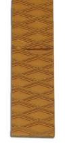 Non-slip conveyor belt / rubber / abrasion-resistant
