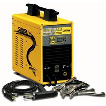 Spot welder / portable / DC