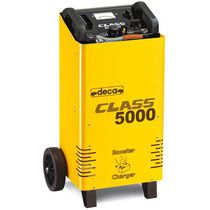 Battery charger-booster