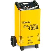 Booster battery charger / lead / mobile / 12-volt