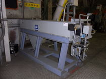 Particle sampler / automatic / for conveyor belts
