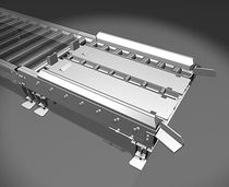 Driven roller conveyor / horizontal / transport