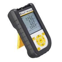 Flowability test device / hydraulic system / digital / portable