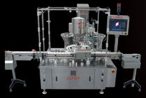 Linear capping machine / automatic
