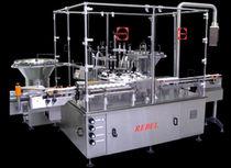 Linear capper / automatic / bottle