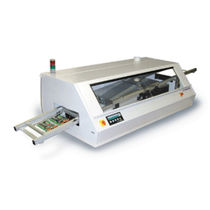 Wave soldering machine / for average production / for small-scale production