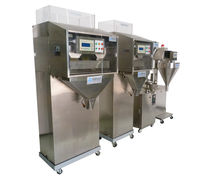 Bag filling machine / automatic / weight / for powders