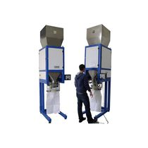 Bag filling machine / multi-container / automatic / weight