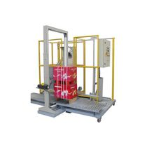 Automatic strapping machine / pallet / lateral
