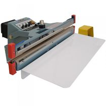 Sachet impulse sealer / pedal-operated / semi-automatic