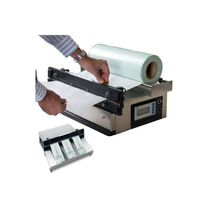 Semi-automatic heat sealer / for medical applications / pulse