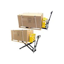 Hand pallet truck / electric / lift