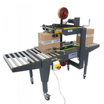 Double-flap case sealer / adhesive tape