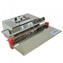 Sachet impulse sealer / semi-automatic / vertical / horizontal