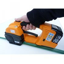 PP-PET strap strapping tool / battery-powered