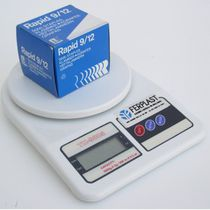 Benchtop scale / with LCD display / digital