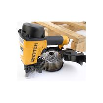 Pneumatic nail gun / for wood